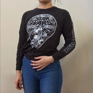 Star Wars Long Sleeve!